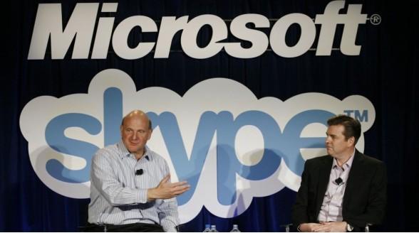 Stoppen Skype op Smart tv is besluit Microsoft