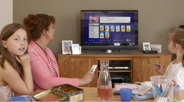Storing bij KPN Interactieve TV