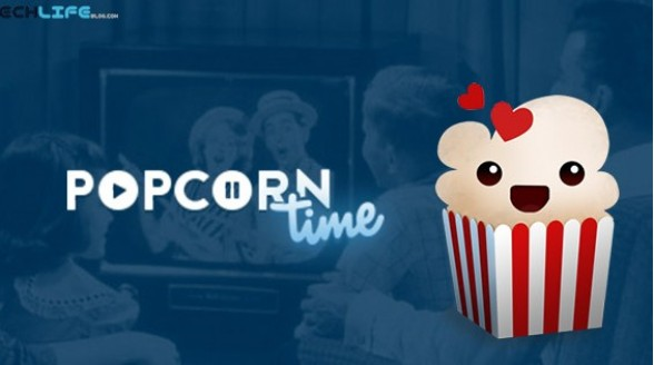 Streamingdienst Popcorn Time is terug