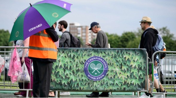 Tennistoernooi Wimbledon op FOX Sports en BBC