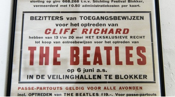 Eerste live-uitzending 192TV in teken van The Beatles