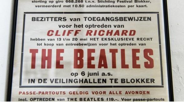 Eerste live-uitzending 192TV in teken van The Beatles