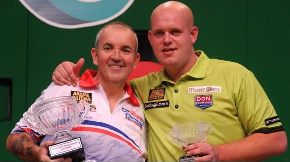 The Masters dartstoernooi op RTL 7