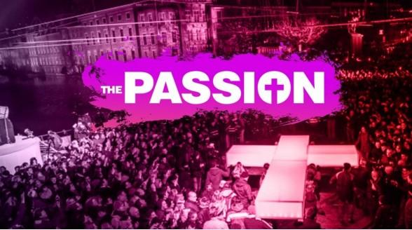 The Passion 2016 vanuit Amersfoort