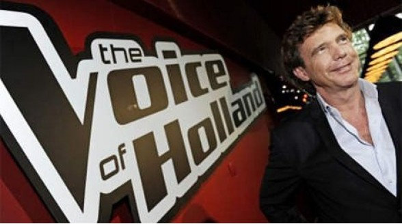 The Voice blijft succes