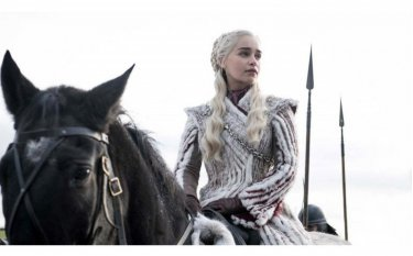 Game of Thrones Daenerys Targaryen Emilia Clarke