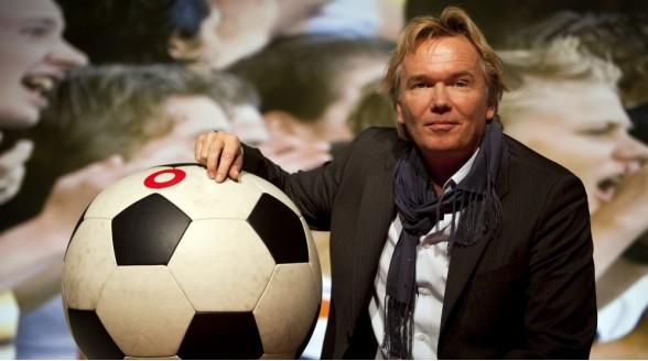 Tom Egbers nieuw gezicht NOS Studio Voetbal