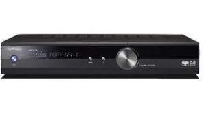 Topfield SRP-2401 CI+: Gecertificeerde betrouwbaarheid