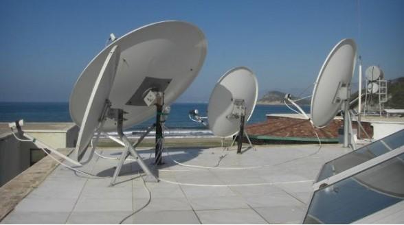 Turkije haalt zenders van satelliet