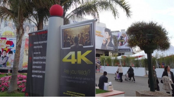 Televisie-abonnement met twee Ultra HD-zenders