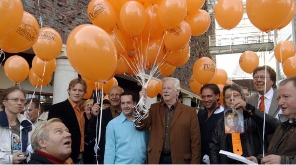 TV Oranje verhuist bij CanalDigitaal