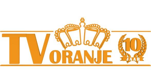TV Oranje viert tiende verjaardag