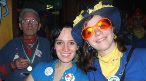 TV Oranje viert volop carnaval