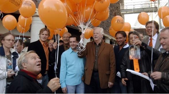 TV Oranje zendt tv-special tienjarig bestaan uit
