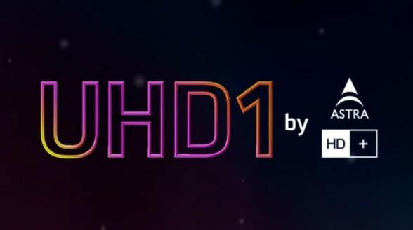 Ultra HD-kanaal UHD1 ongecodeerd via Astra1-satelliet
