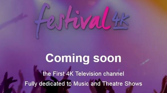 Ultra HD-zender Festival 4K op de kabel