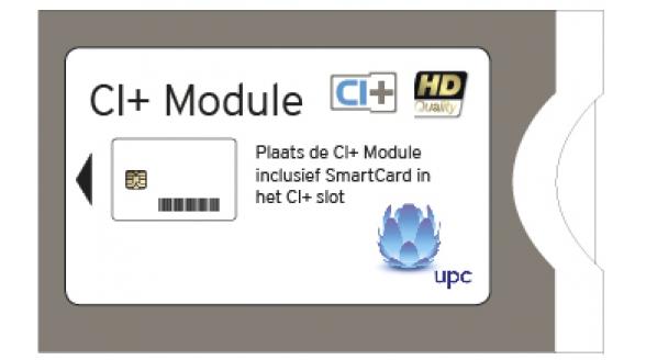 UPC past prijs abonnementen aan: huur CI+ module goedkoper
