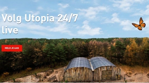 Utopia winnaar beste tv-format bij TV Beelden