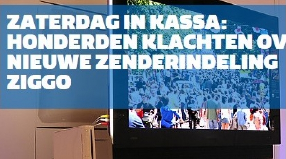 VARA Kassa in teken tv-storing Ziggo