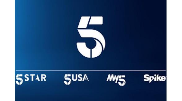Viacom steekt Channel 5-kanalen in nieuw jasje