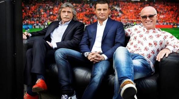 Voetbal Inside blijft bij RTL, Wilfred Genee tekent bij