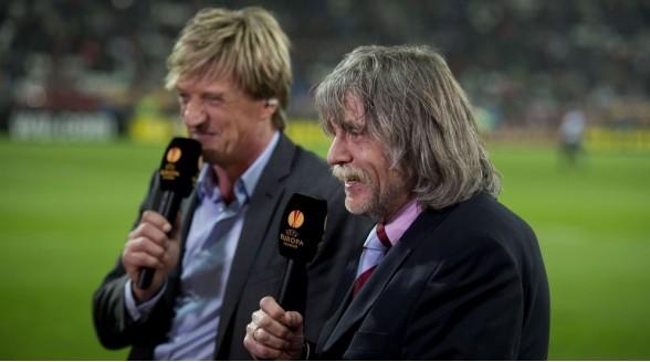 Voetbalanalisten Kieft en Van Halst exclusief op Ziggo Sport