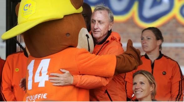Johan Cruijff overleden, veel aandacht op televisie