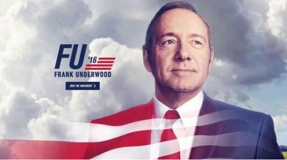 Volledig vierde seizoen House of Cards nu bij Netflix