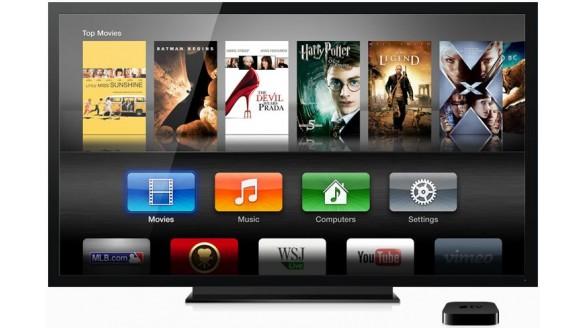 Voorlopig geen eigen televisie van Apple