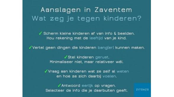 VRT Ketnet helpt kinderen omgaan met nieuws aanslagen
