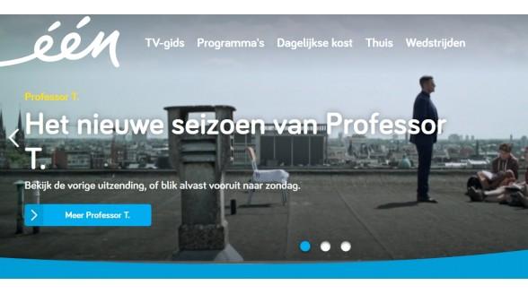 VRT één zet uitzendingen eindelijk online