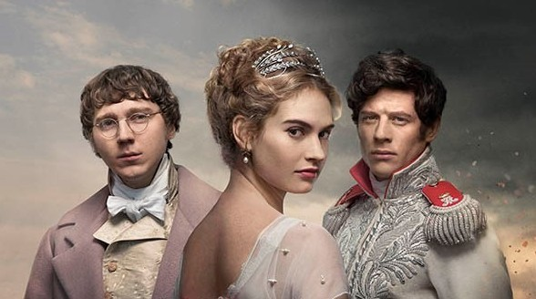War and Peace op BBC First