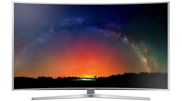 Wauw! Getest: de Samsung JS9000 65 inch curved tv