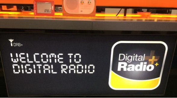 Week van digitale radio DAB+ begonnen