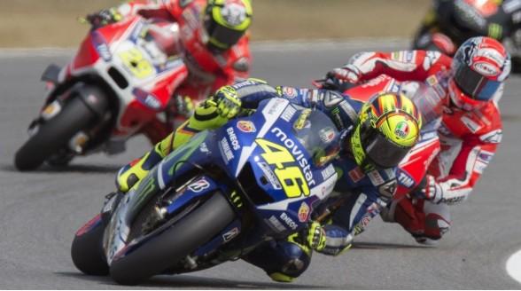 Wielrennen en MotoGP op Eurosport