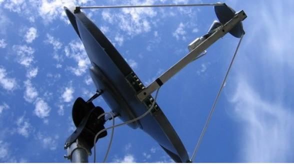 Wijzigingen bij Deutsche Welle op satelliet