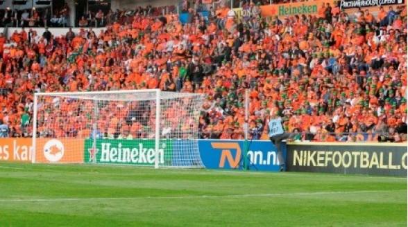 WK-kwalificatie interland Zweden – Nederland op tv en radio
