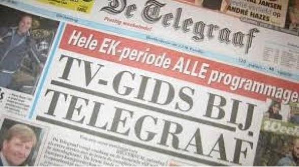 WNL-oprichter Sjuul Paradijs verlaat De Telegraaf