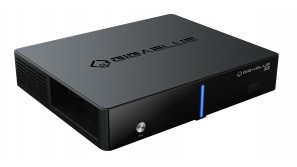 GigaBlue HD X3: Betaalbaar Linuxplezier