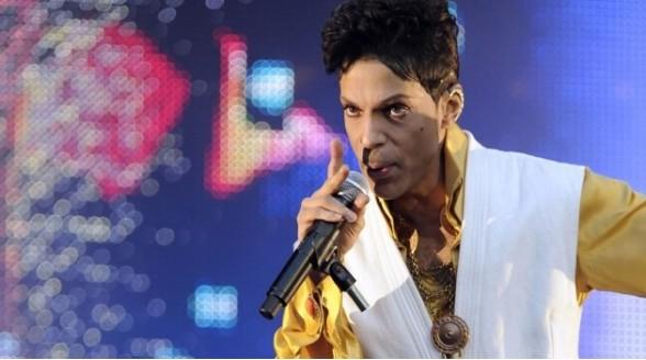 Muzieklegende Prince overleden