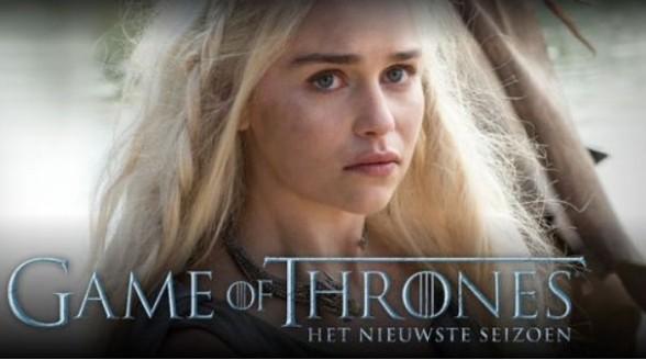 Zesde seizoen van Game of Thrones begint op HBO