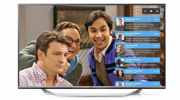 Ziggo heeft primeur met nieuwe dienst 'Kijken met Twitter'