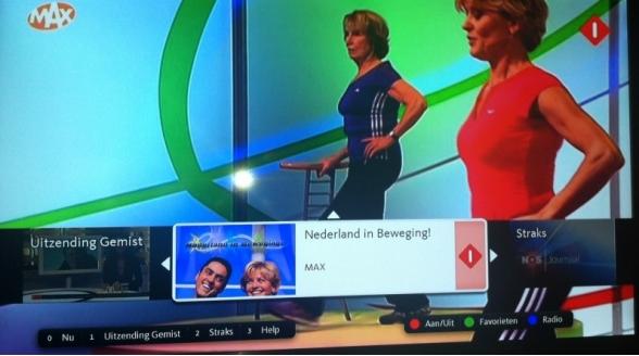 Ziggo: HbbTV voor iedere klant