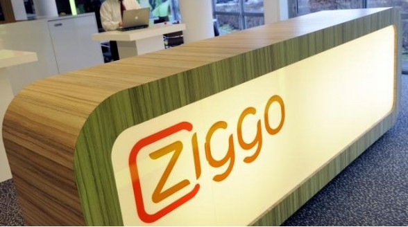Ziggo lost internetstoring op