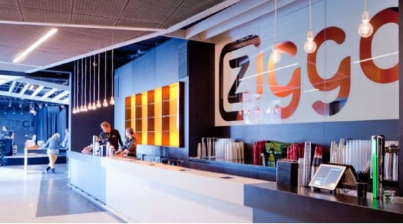 Ziggo plukt vruchten van Verstappen-gekte in Nederland
