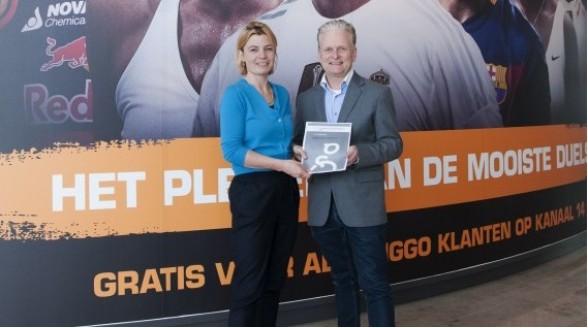 Ziggo Sport plaatst gehandicaptensport in schijnwerpers