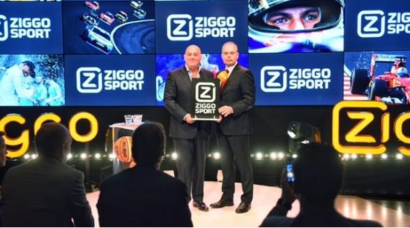 Ziggo Sport trapt met Dafne Schippers af