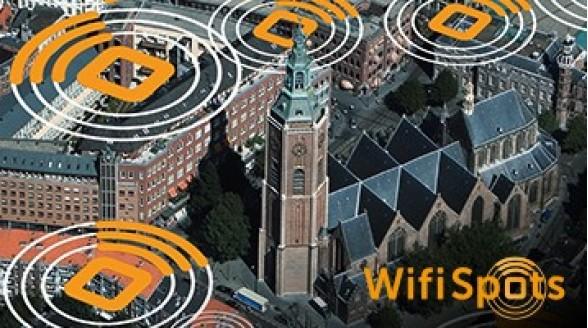 Ziggo straatkasten worden WifiSpots