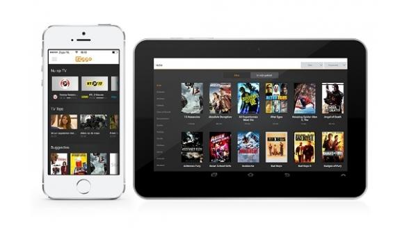 Ziggo TV-app in heel Nederland bruikbaar
