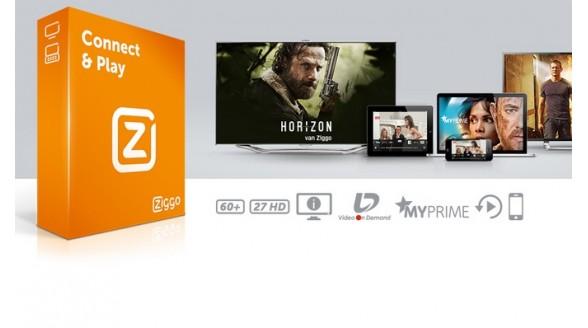 Ziggo TV nu in HD, meer HD-zenders op komst